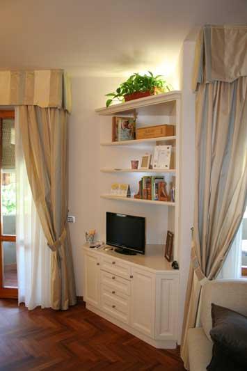 Copertura del muro divisorio tra cucina 1