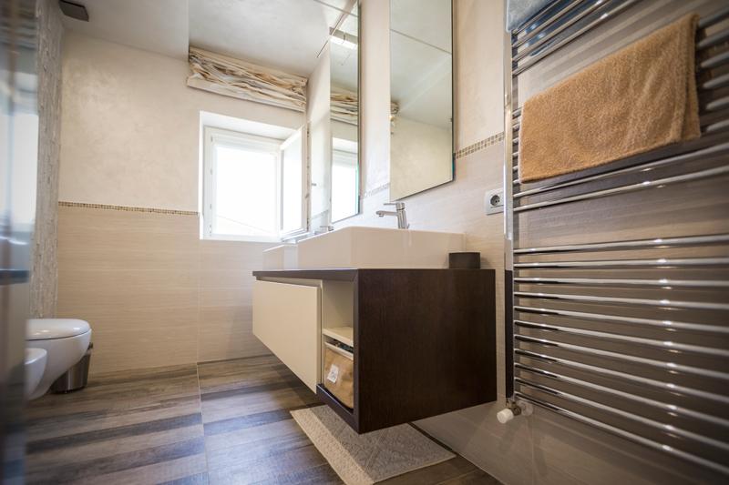 Bagno su misura mobilificio LB Firenze 1